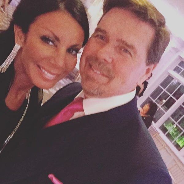 Danielle Staub Is Engaged, AGAIN.